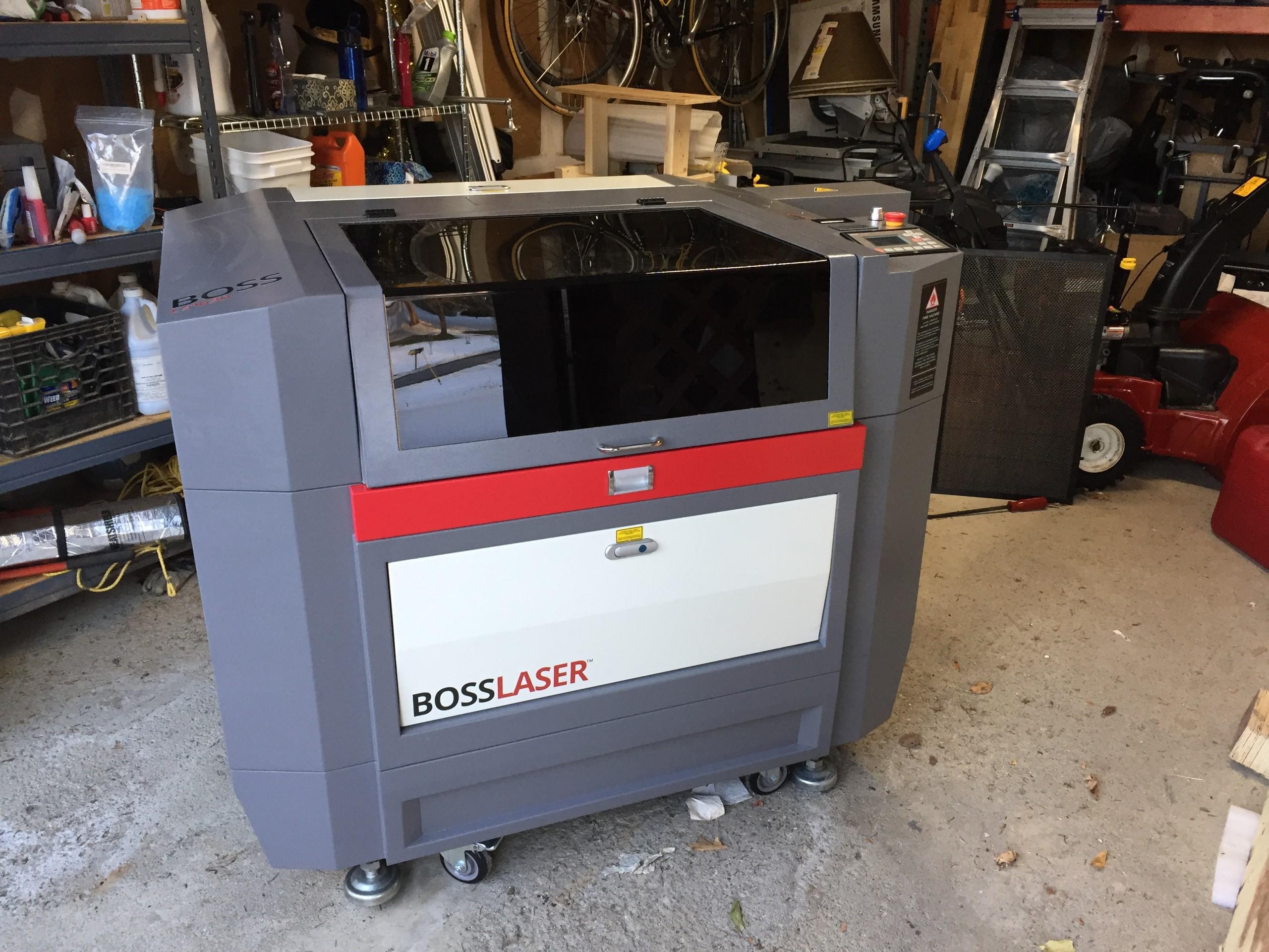First Look At Boss Laser Ls 1630 Lensdigital